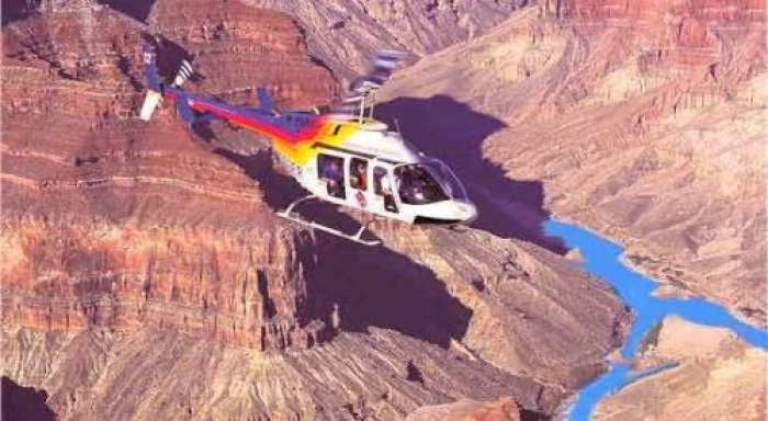 helicopter tours las vegas to grand canyon review