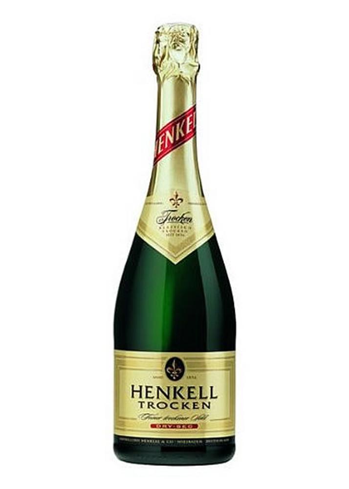 henkell trocken dry sec review