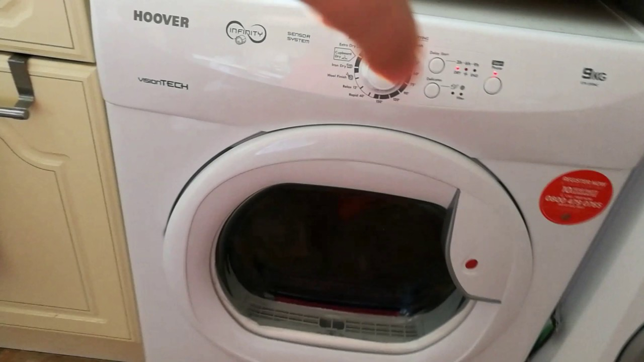 hoover condenser tumble dryer reviews
