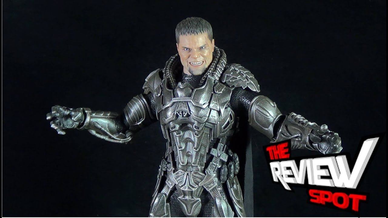 hot toys general zod review