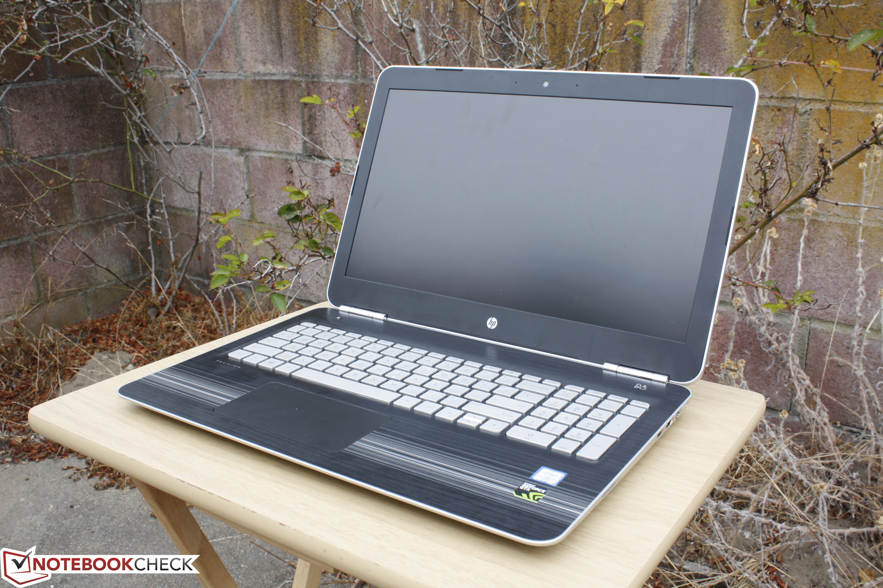 hp pavilion notebook 15 review