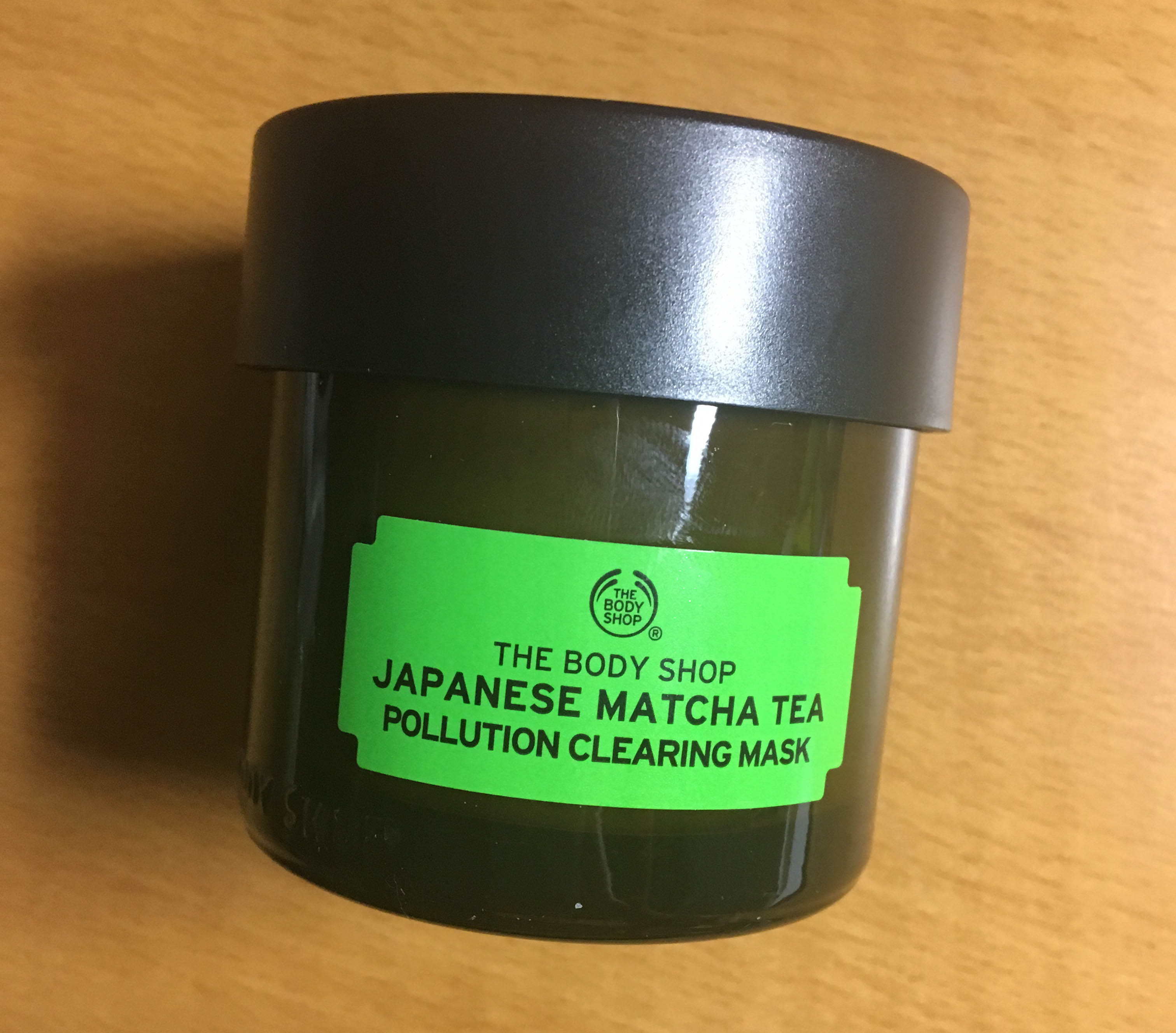 japanese matcha tea body shop review