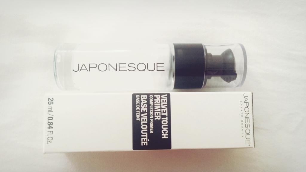 japonesque velvet touch foundation review
