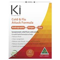 ki cold and flu attack review