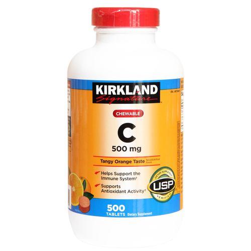 kirkland vitamin c review philippines