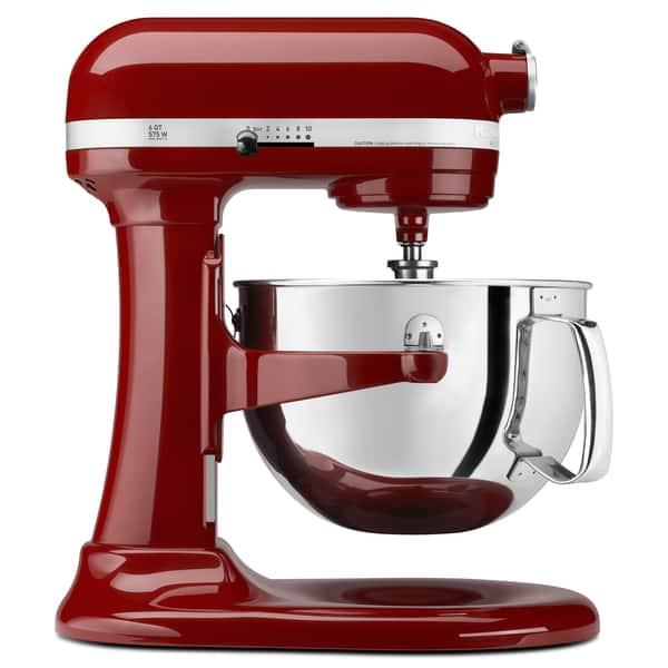kitchenaid mixer pro 500 review