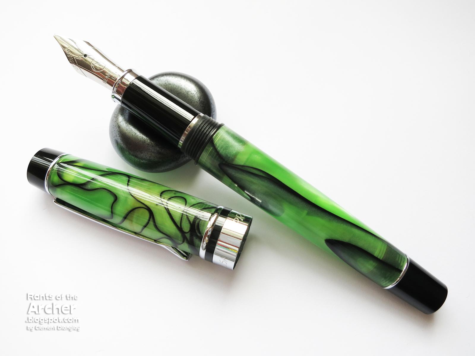 monteverde prima fountain pen review