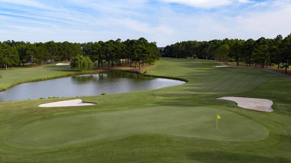 myrtle beach golf course reviews