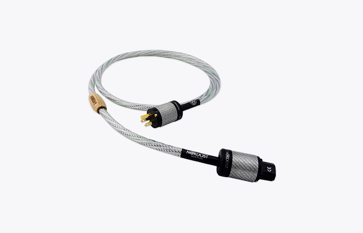 nordost valhalla power cord review