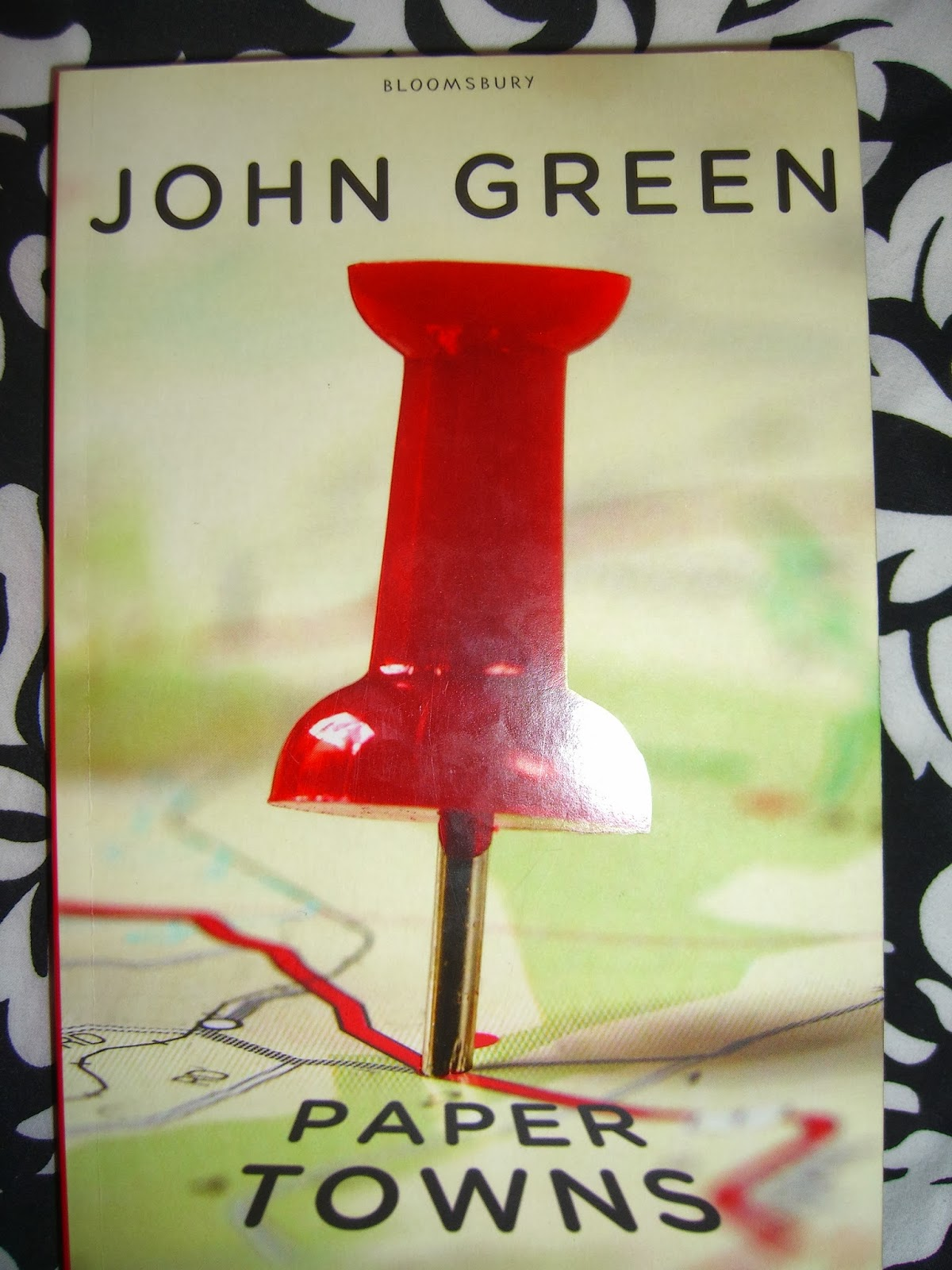 paper towns book review for parents