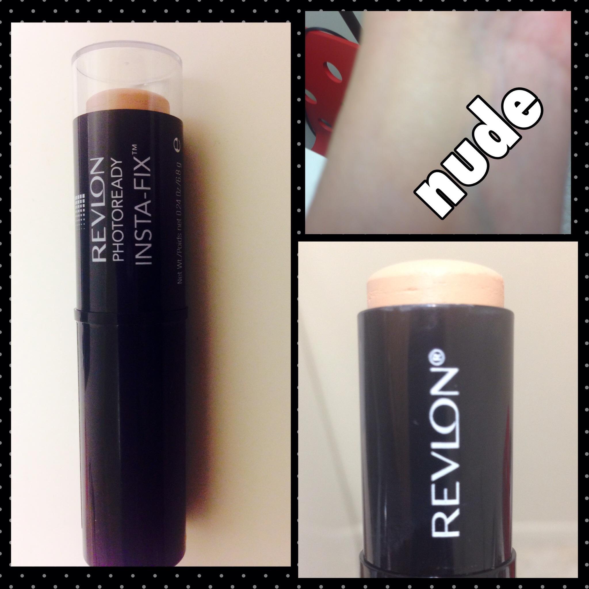 revlon insta fix foundation stick review