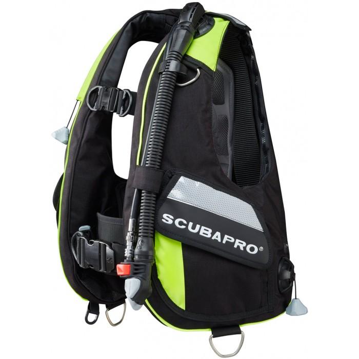 scubapro x one bcd review