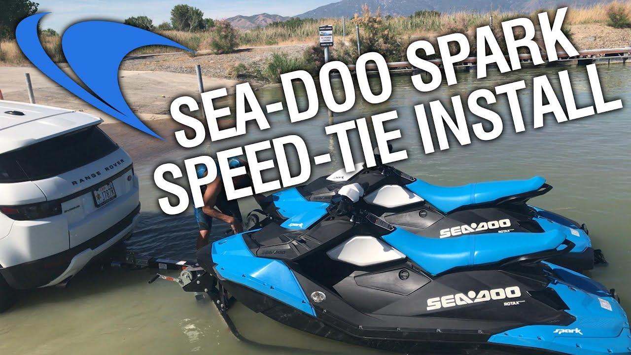 sea doo speed tie review