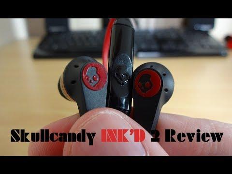 skullcandy ink d 1 review