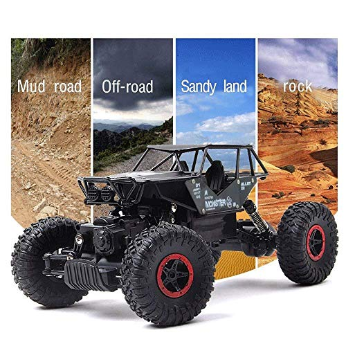 szjjx rc rock off road vehicle review