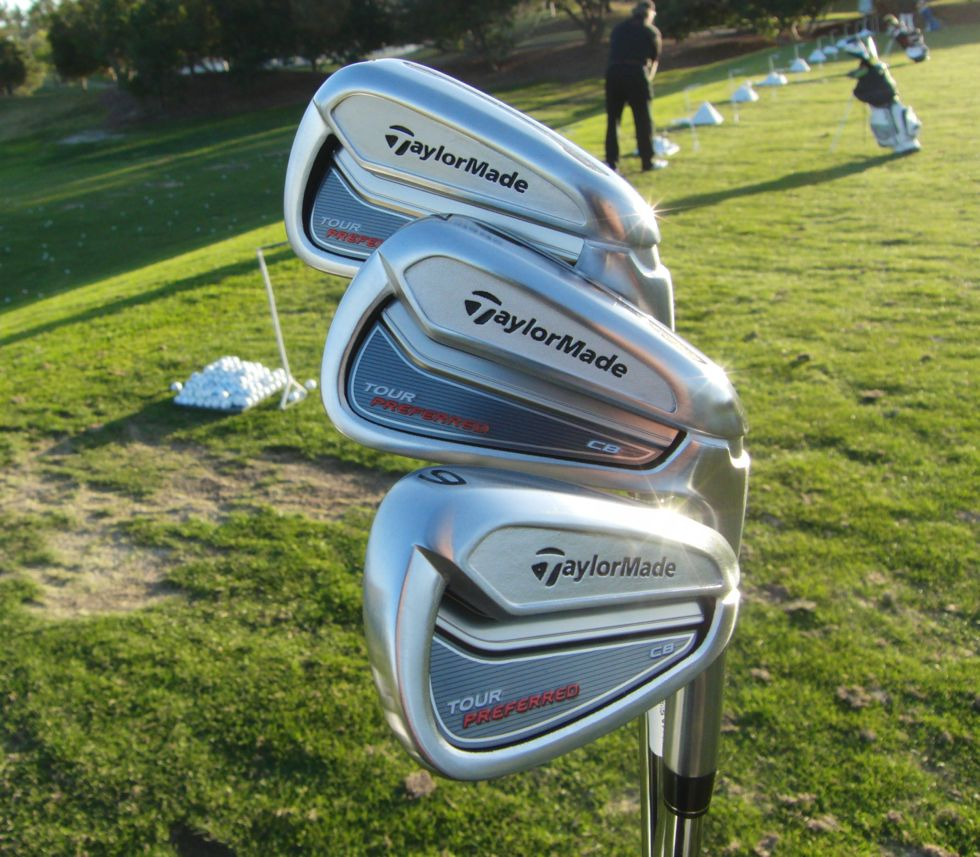 taylormade tour preferred cb 2014 review