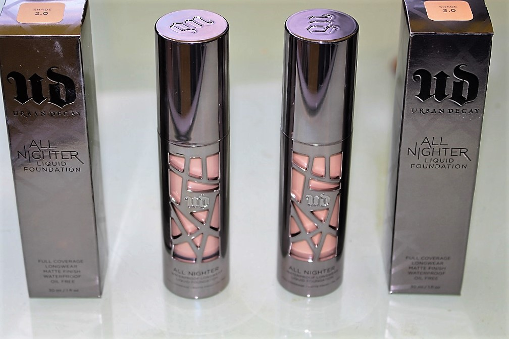 urban decay foundation all nighter review