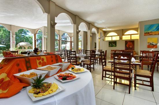 victoria falls rainbow hotel reviews