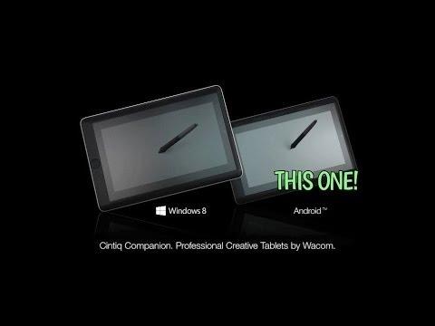 wacom cintiq companion hybrid review