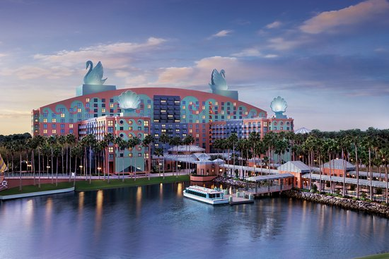 walt disney world swan and dolphin resort reviews