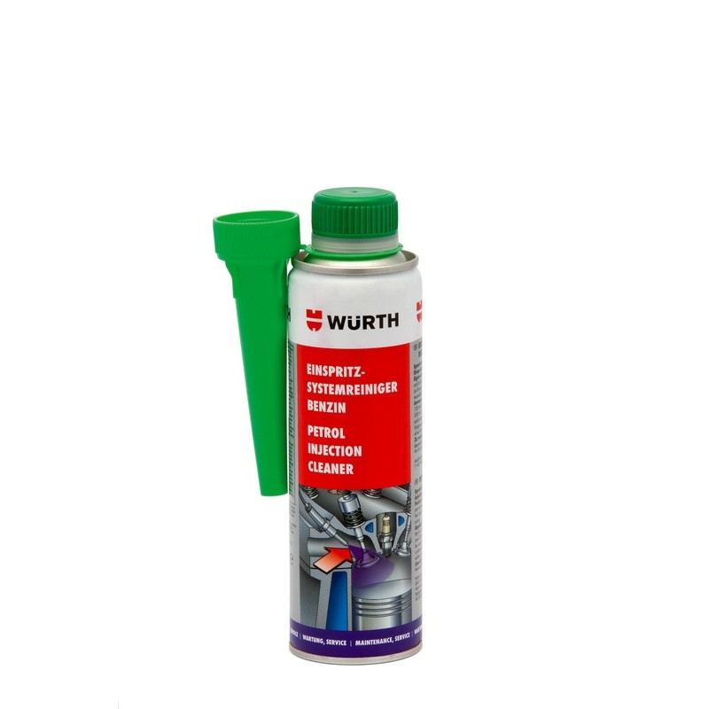 wurth petrol injector cleaner review