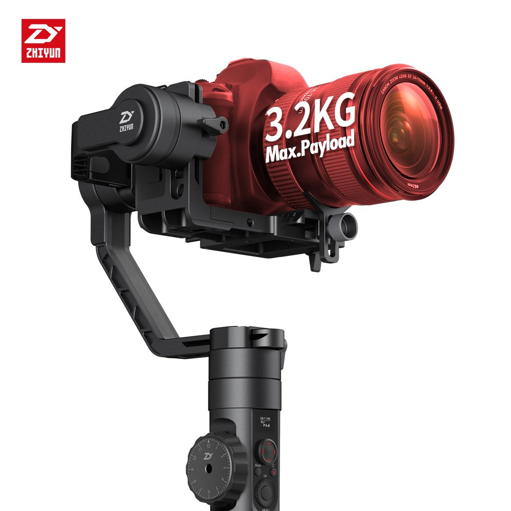 zhiyun tech crane 2 review